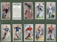 Football Tobacco cards Cigarette cards / FOOTBALLERS 1928